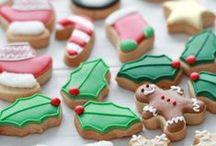 "Christmas Cookies / ""Tis the season to make cookies!"