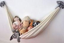 Baby Storage Ideas / Creative nursery storage...