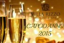 Christmas Time / Christmas atmosphere in the magic of Villa Rizzo resort and spa