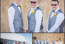 Groomsmen and Page boy wedding Accessories / Match your colour theme with our Groomsmen page boy wedding neck wear inc ties,cravats and accessories perfect for your wedding party available at https://www.tiarasandteirs.co.uk also some ideas and inspiration