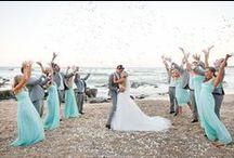 50 Fun Wedding photo ideas by Yulia Photography / 50 сreative bridal party photo ideas by Yulia Photography, Sydney wedding photography.