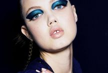 ad hoc loves 'face on' / Edgy & gorgeous make up, hair & nail ideas to inspire you!