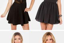 LBD / Little Black Dress