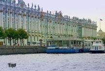 St Petersburg / Photographs of St Petersburg