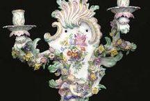 западноевропейская керамика / материалы к выставке и не только