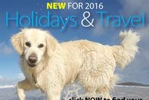 DOG FRIENDLY HOLIDAYS! / We have a great selection of dog friendly holidays all over the United Kingdom. Visit http://www.dogworld.co.uk/section.php/2045 to see all the properties available. Happy holiday!