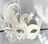 Venetian Wedding Masks an Alternative wedding accessory / wow your guests with mystic and theatrical entrance on your wedding day by wearing one of our venetian wedding masks a perfect alternative wedding accessory instead of a veil or to carry down the isle, instead of a traditional bouquet.Fantastic for wedding decor too. An Amazing keepsake after your special day  at www.tiarasandteirs.co.uk