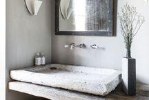 #Home : Bathroom / Les plus belles salles de bain sont sur Pinterest !