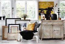 { interiors } / by Mia Bengtsson
