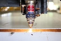 Laser or Plasma Cutting