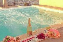 Luxury / Life has it's perks!