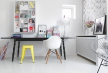 Interior decoration/ Workspace