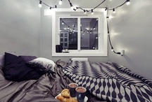 Interior decoration/ Bedroom