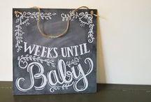 Baby Countdown / #Pregnancy Photos #Pregnancy Countdown