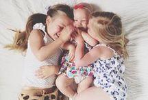 Fawn Over Siblings / #SiblingPhotography #Sisters #Bothers #SisterAndBrother