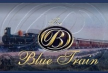 The Blue Train / A collection of beautiful photographs to showcase the stunning appeal of the Blue Train! Please join us in documenting how amazing a Blue Train journey is in every way! To join, comment on one of the pins and tag Tina @SeeOneSoul. Invite your friends by clicking edit & typing in their Pinterest user name