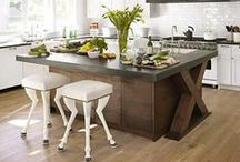 Bar Stools Galore / Wooden, metal, adjustable—bar stools come in every shape and size.