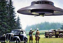 Sci-Fi & Fantasy  / Science fiction and epic fantasy
