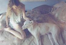Hidden Werewolves / Love Werewolves. Particularly the hidden ones, for humans can transform. x