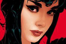 Comic & Fan Art / Comic Book Illustrated Artistry