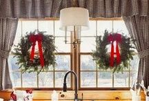 Holiday Inspired Kitchens / Everything holiday in the #kitchen!