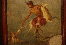VII Roman Mosaics