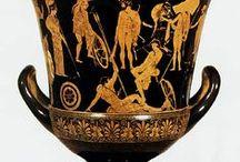 XXXXI Greek Vases
