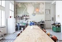 Interior decoration/ Kitchen/Diningroom