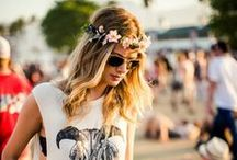 Festival Favourites / All the pics from Coachella have got us thinking about festival fashion! Here's out pick of the best looks for 2014.