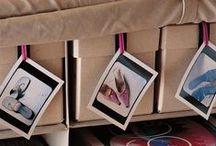 Organização / Muitas ideias para organizar a casa