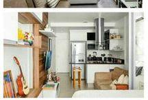 Apartamentos Pequenos / Kit net e ap pequenos.