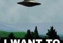 Ufo,Akta X a jiné