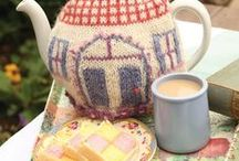 Tea Time / The cosiest, most pleasant time of day