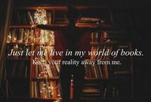 Home is the Library / I am a proud book sniffer x