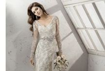 Top 50 Wedding Dresses with Sleeves in 2014 / Our favourite wedding dresses with short sleeves, fitted sleeves, lace sleeves, flutter sleeves, 3/4 length sleeves, and more! You can view all 280 of the wedding dresses with sleeves available in Canada here: http://goo.gl/q0ZxCU