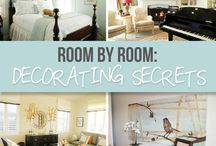 Interior Design / Tips and tricks from the pros for designing spaces.