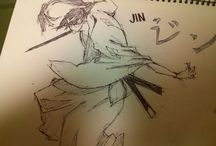 About My drawing / I'm practicing to draw Someday I will be surprised you
