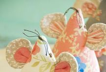 Needle books and pin cushions