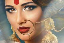 Inspiration: Bridal glam