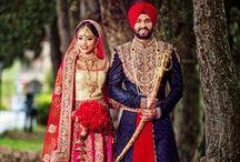 inspiration: Punjabi Weddings