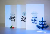 Christmas Printables: Little Snowmen Collection