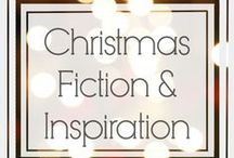 "Christmas Fiction & Inspiration / Every year I write a Christmas book for release on ""Black Friday."" These are always Christian fiction and usually set in Rockland. Here are quotes, covers, and other images about them as well as favorite Christian books I've read by others and ideas that sparked my books or my own celebration!"