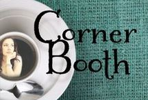 "Corner Booth / Where a quiet meal takes on a whole new meaning. Part of the Rockland Chronicles, this Christian Fiction contemporary romance takes a look at James' admonition to be ""slow to speak."""