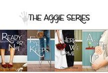 "Aggie's Inheritance Series / A contemporary Christian Fiction series in the Rockland Chronicles including: ""Ready or Not"", ""For Keeps"", ""Here We Come"", & ""Ante Up!"". This series is predominately comedy and romance."