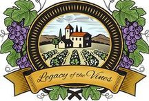 Legacy of the Vines / A historical Christian Fiction series focused on a hundred-year-old family dynasty in Napa, California.