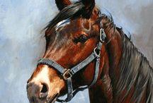 Paardentekeningen
