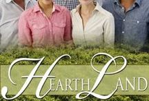 HearthLand / This serial Christian fiction novel interweaves the stories of half a dozen or so people who expand Willow's life in Past Forward to a new community of intentional living. Part of the Rockland Chronicles