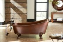 Bathroom Inspirations / Ideas and designs for your bathroom.