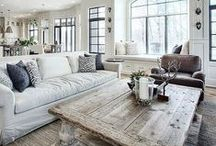 Family Room Inspirations / Ideas and designs for your Family Room.