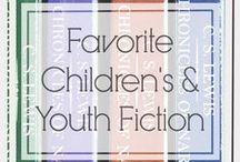 Favorite Children's and Youth Fiction / I have always loved children's and youth fiction in a variety of genres.  Most of these won't fall under Christian fiction, but if I have any caveats about the content, I'll note it.